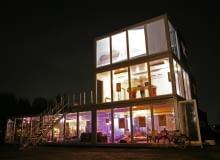 KontenerArt w Poznaniu 6-21.10, architektura kontenerowa, architektura, kontenery
