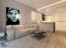 mieszkanie, porady architektów, projekty kuchni