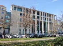 Budynek Centrum Edukacyjnego Usług Elektronicznych