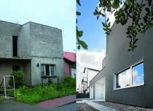 Rozbiórka budynku - wydawałoby się oczywista - nie była konieczna. Pod wieloma względami korzystniejsza okazała się przebudowa połączona z daleko idącym remontem