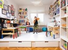pokój dziecięcy, aranżacja pokoju dziecka