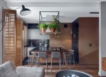 Weekendowe mieszkanie z męskim akcentem