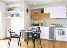 kuchnia, aranżacja wnętrz, małe wnętrza
