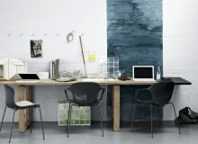 stół Essey; projekt: Cecilie Manz