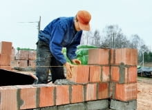 murowanie ścian z pustaków ceramicznych,zaprawa do murowania