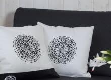 Dekoracja poduszki