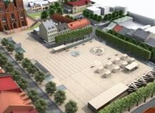 Rewitalizacja placu Wolności w Kutnie
