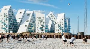 Isbjerget - nowoczesne osiedle w Aarhus