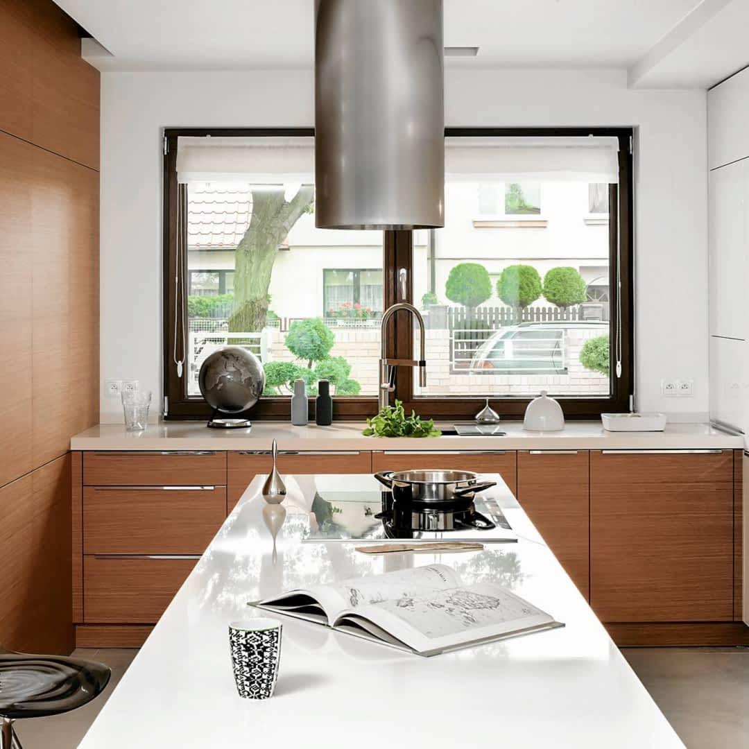 Ergonomiczna Kuchnia Gotowanie Może Być Przyjemnością