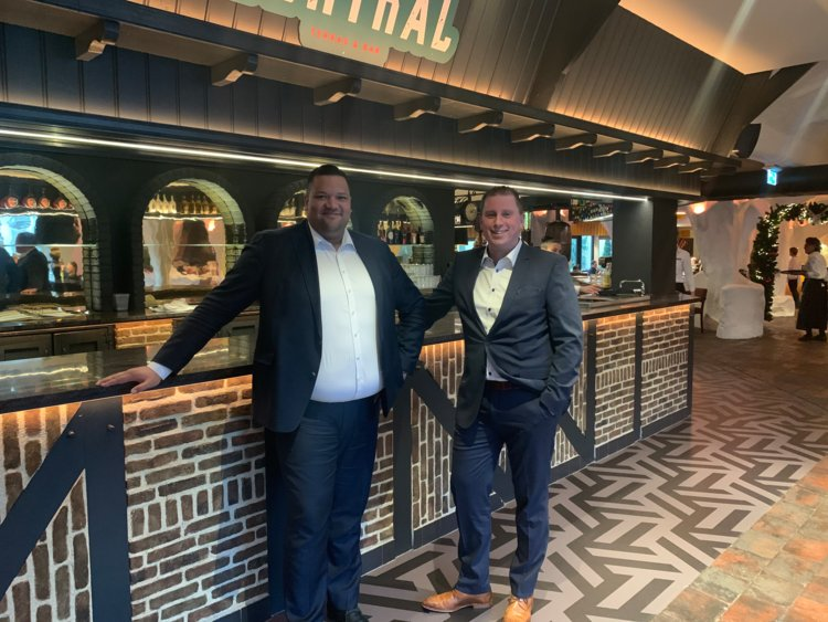 Operationeel Directeur en F&B Manager Preston Palace