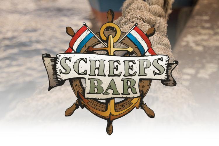 Kaart Scheepsbar