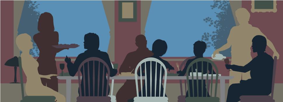 Съвети за етикет на поведение на масата