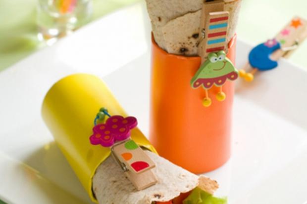 Закуски със зеленчуци за деца