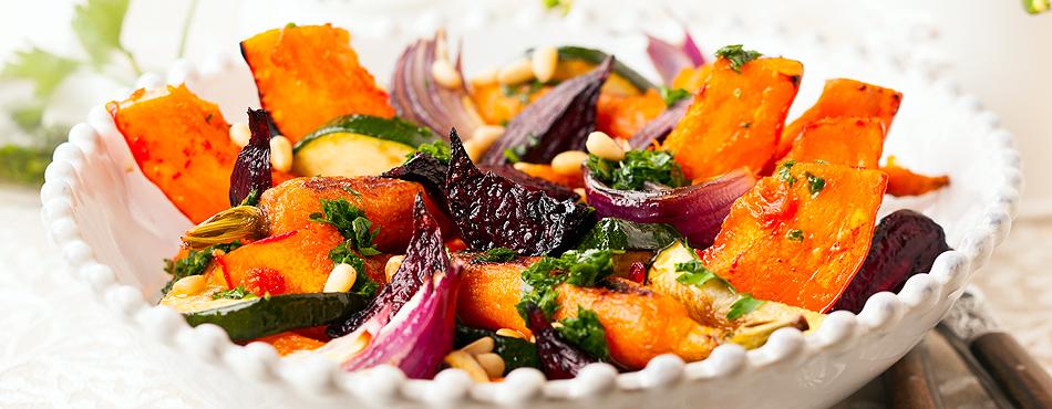 Зеленчуци в чинията ви