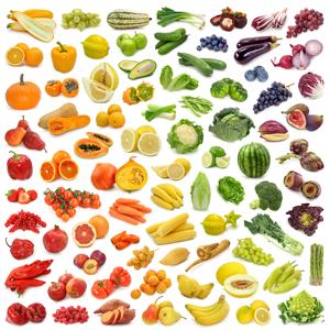 Vegetable color