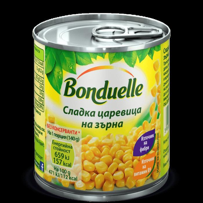 Сладка царевица на зърна