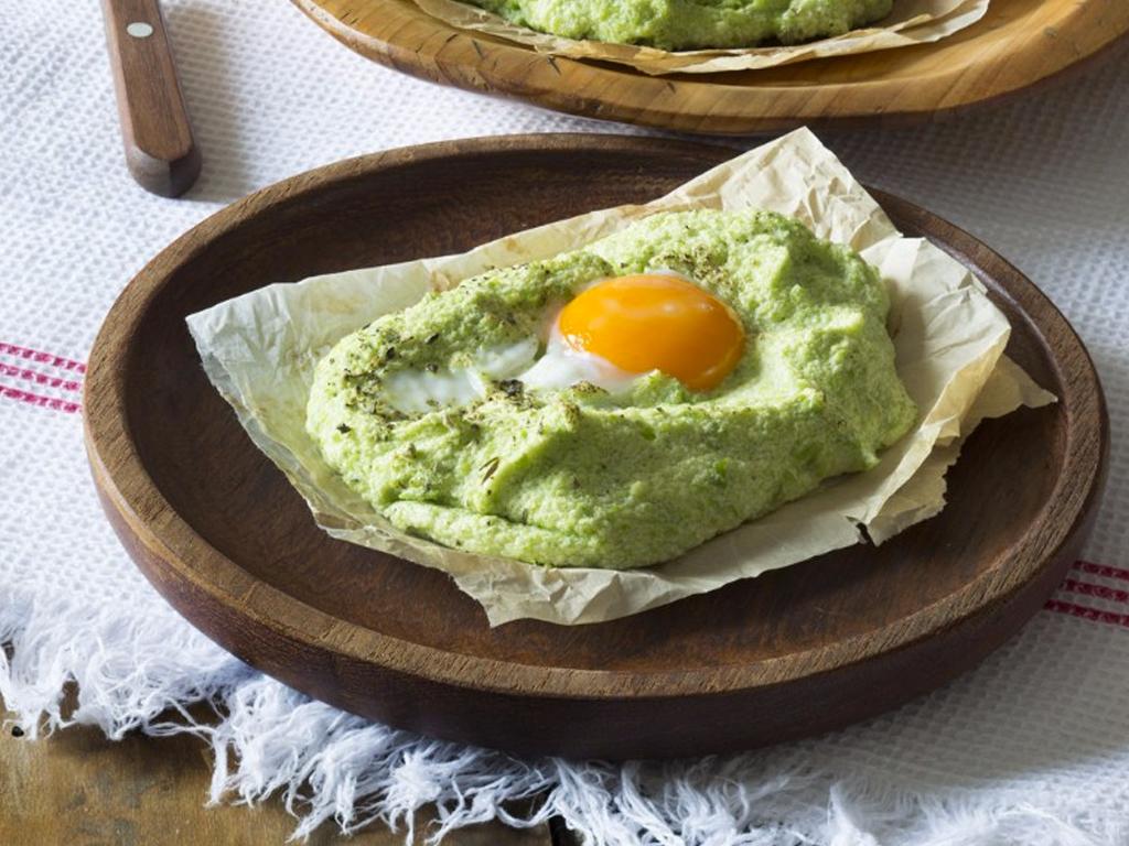 Αυγά με μπρόκολο