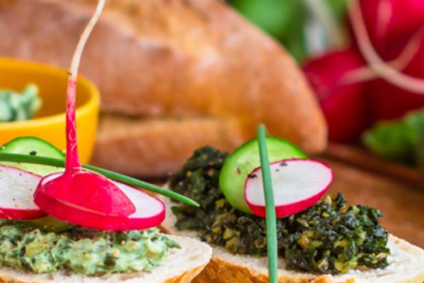 Tako je jednostavno imati prelijepu hranu na vašem stolu
