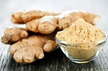 Ginger when added to tea enhances flavours and helps in warming up.