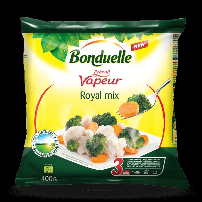 Mješavina povrća Royal Mix