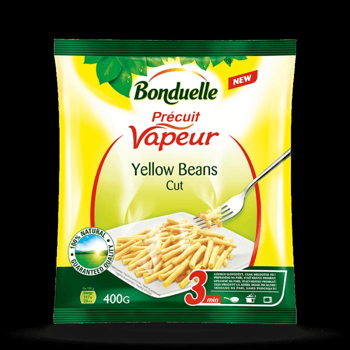 Žute mahune Vapeur