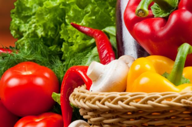 Що означає колір овочів?