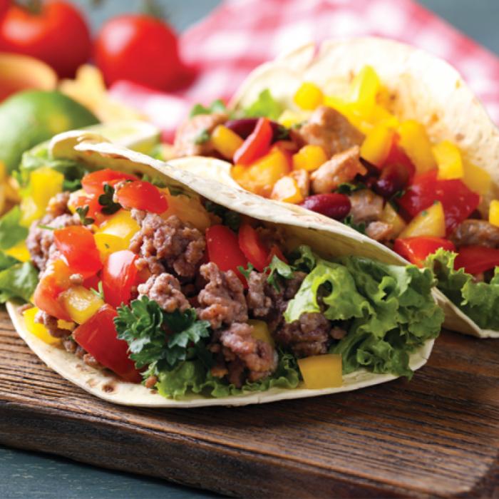 Буріто - мексиканьська страва, яка втамує голод