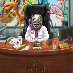 Fiveish The CEO