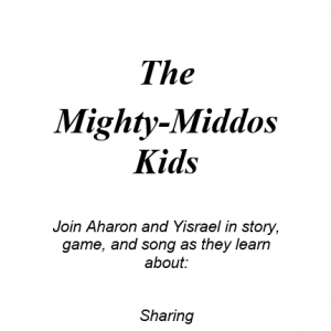 """Mighty Middos Kids""""- Children's Story"""""""