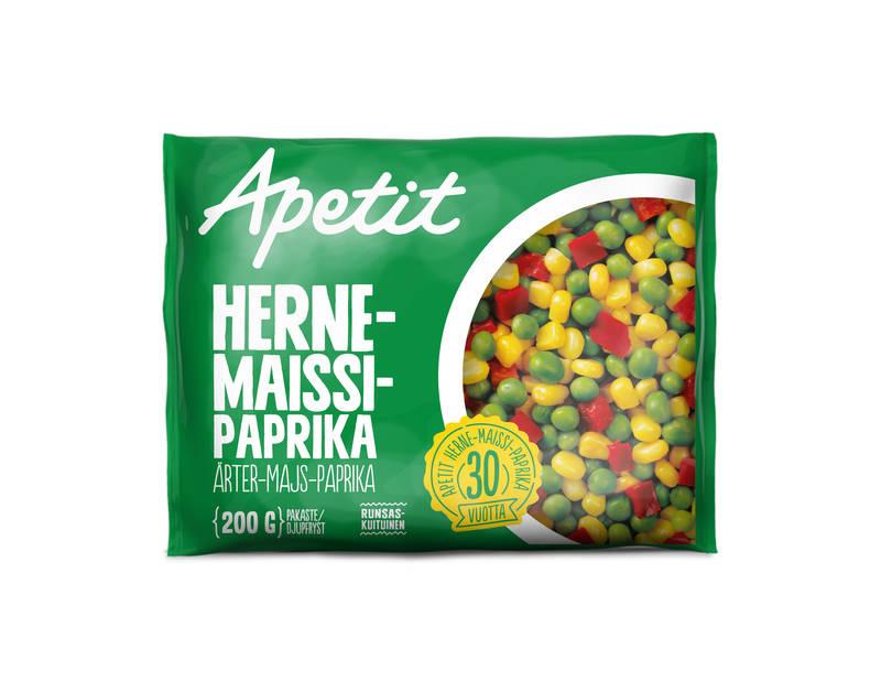 Apetit Herne-maissi-paprika 200 g