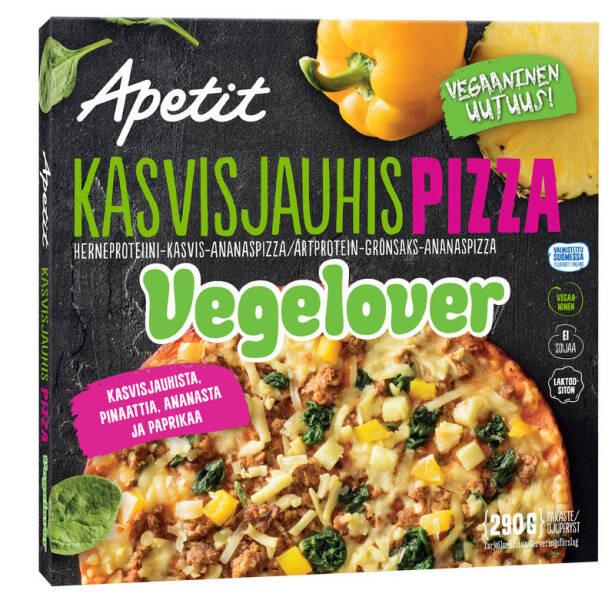 Apetit Kasvisjauhispizza Vegelover 290 g