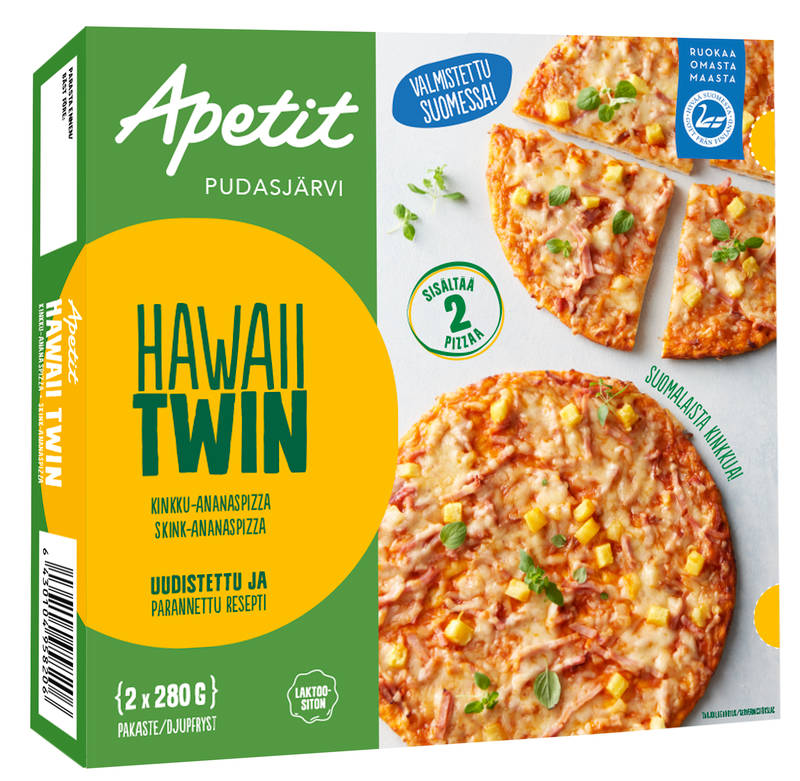 Apetit Hawaii Twin 560 g