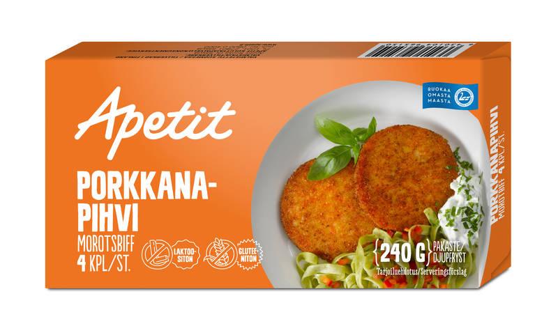 Apetit Porkkanapihvi 240 g