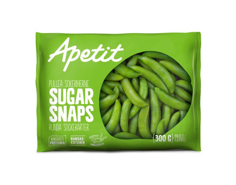 Apetit Sugar snaps 300 g