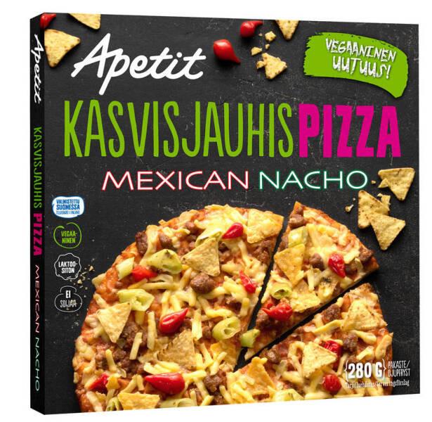 Apetit Kasvisjauhispizza Mexican Nacho 280g