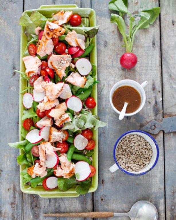 Kesän salaatti