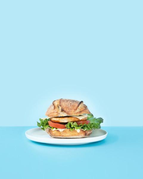 Särjen ääni -burger