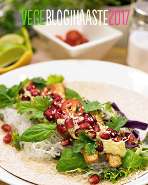 Asian Vegan Tacos