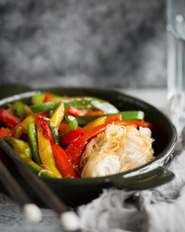 Kanaa Chow Mein à la Tuorekset