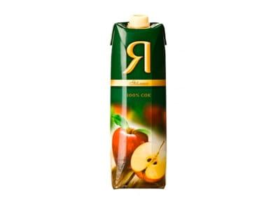 Сок Зеленое яблоко