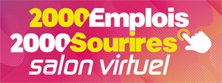 2000 emplois 2000 sourires