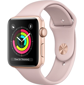 Offerta Apple Watch 3 38mm GPS su TrovaUsati.it