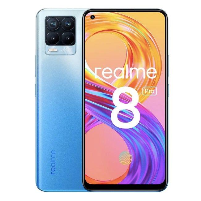 Offerta Realme 8 Pro 8/128 su TrovaUsati.it