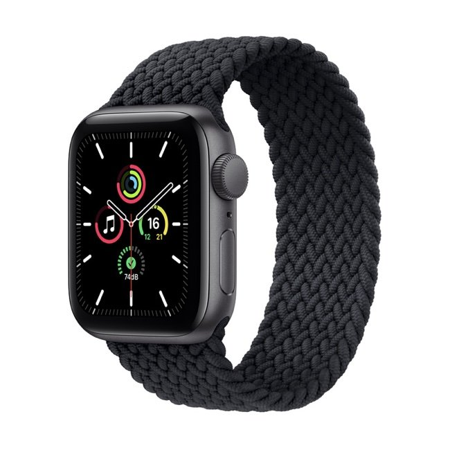 Offerta Apple Watch SE 44mm GPS Solo Loop intrecciato su TrovaUsati.it