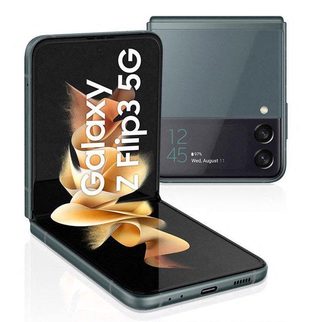 Offerta Samsung Galaxy Z Flip 3 5G 256GB su TrovaUsati.it