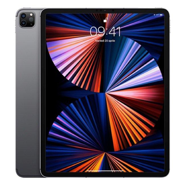 Offerta Apple iPad Pro 12.9 256gb cellular 2021 5gen su TrovaUsati.it