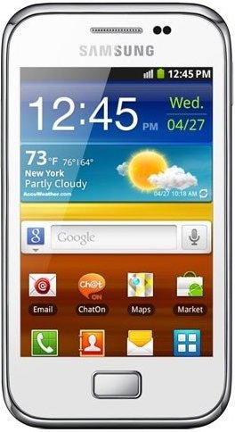 Offerta Samsung Galaxy Ace Plus su TrovaUsati.it