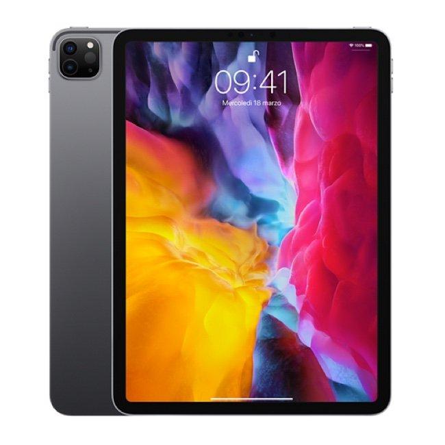 Offerta Apple iPad Pro 11 128gb wifi 2020 su TrovaUsati.it