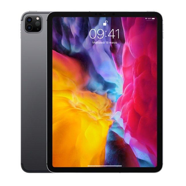 Offerta Apple iPad Pro 11 128gb cellular 2020 su TrovaUsati.it