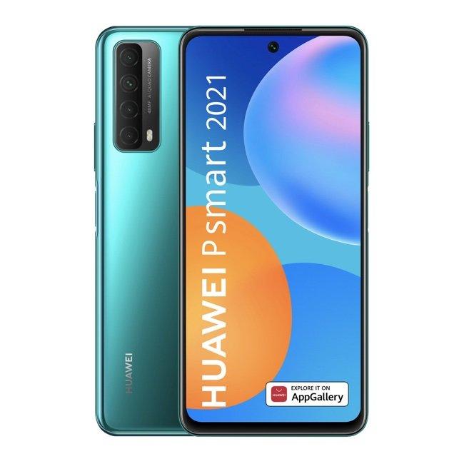 Offerta Huawei P Smart 2021 su TrovaUsati.it